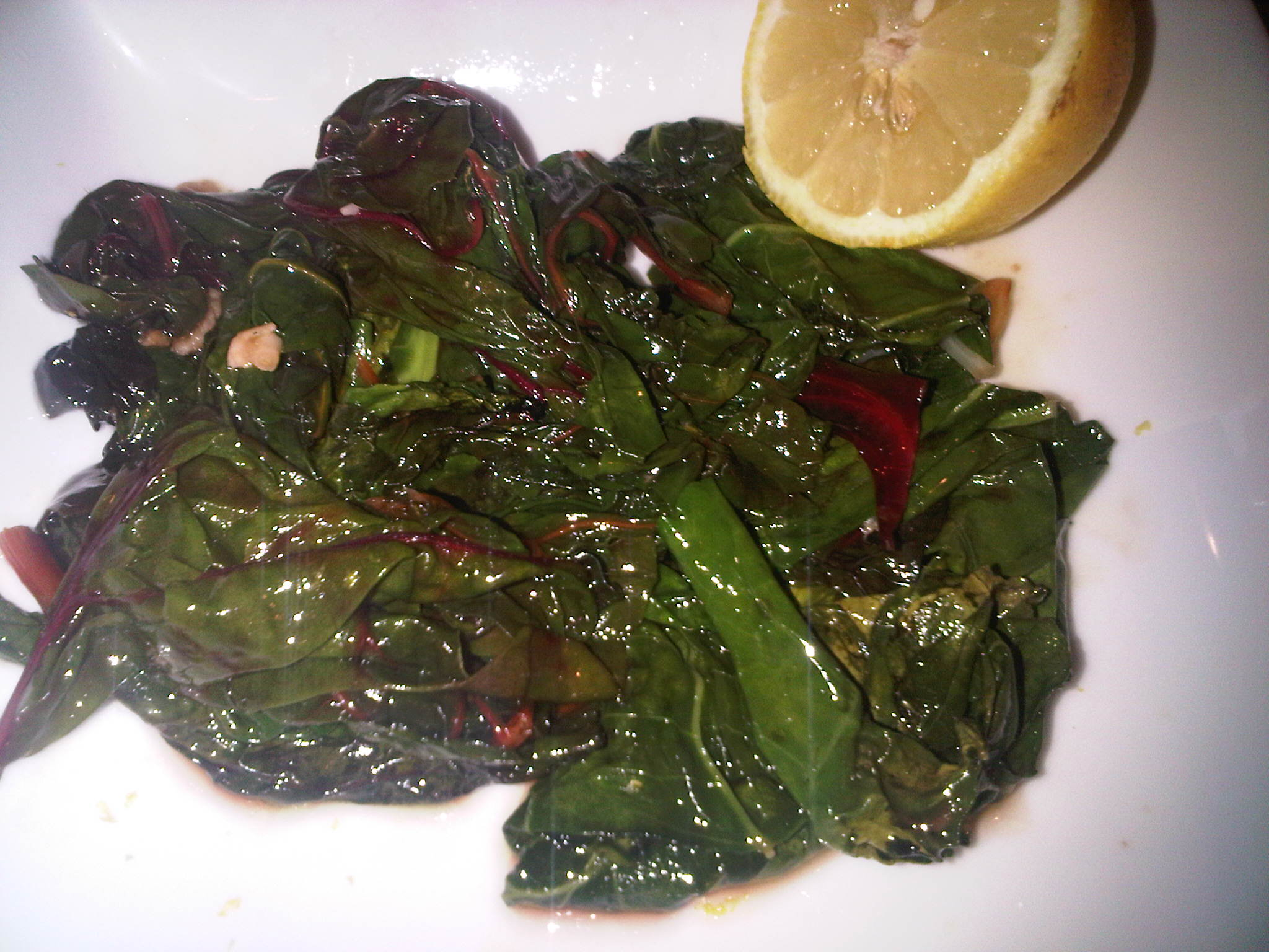 Chef Inspired Recipe of the Week – Etta's Swiss Chard