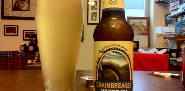 """Deschutes Brewery: Chainbreaker """"White IPA"""""""