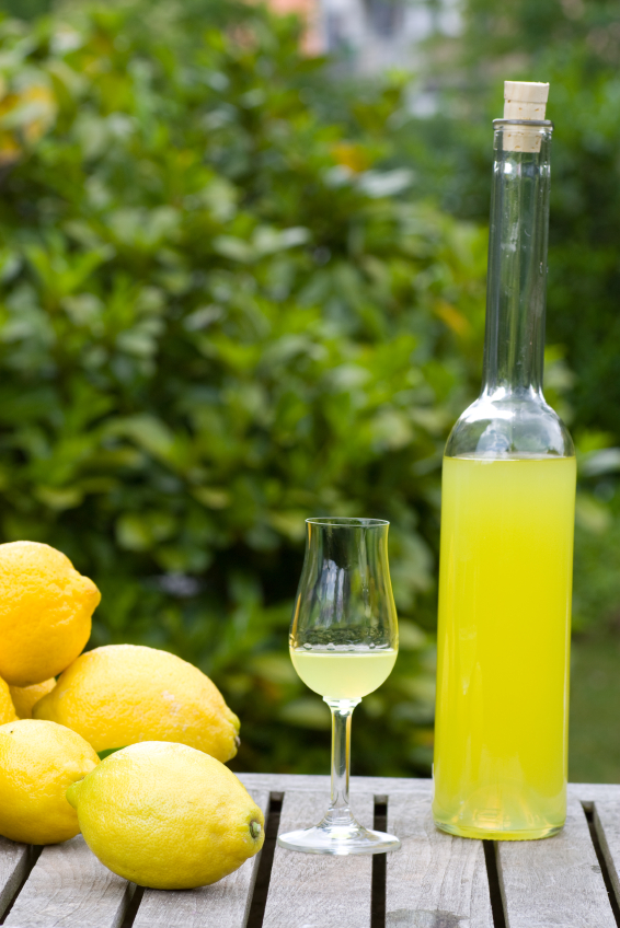 Homemade Limoncello, updated and inspired from my trip to Cyprus ...