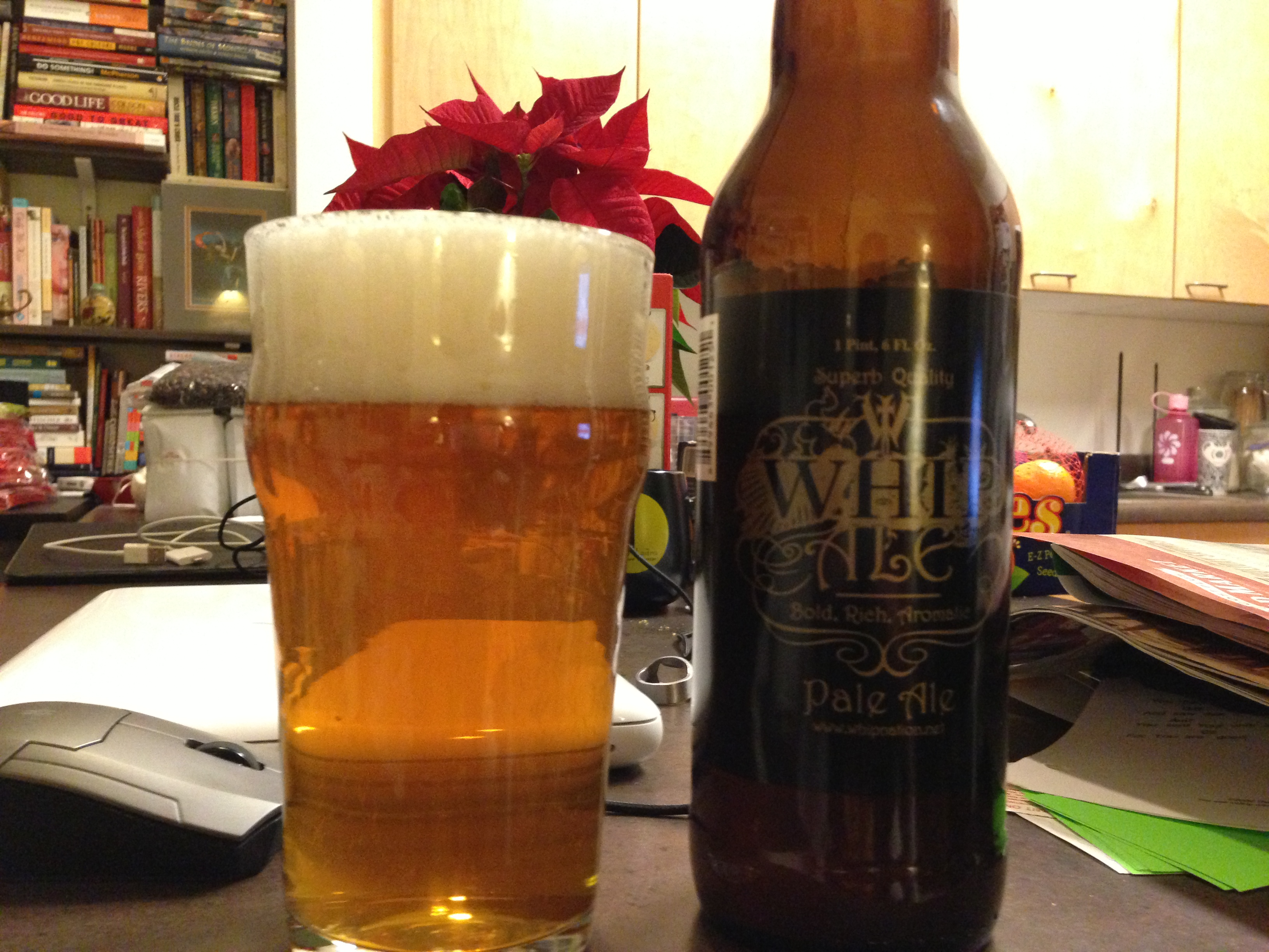 Diamond Knot Brewery's Whip Ale