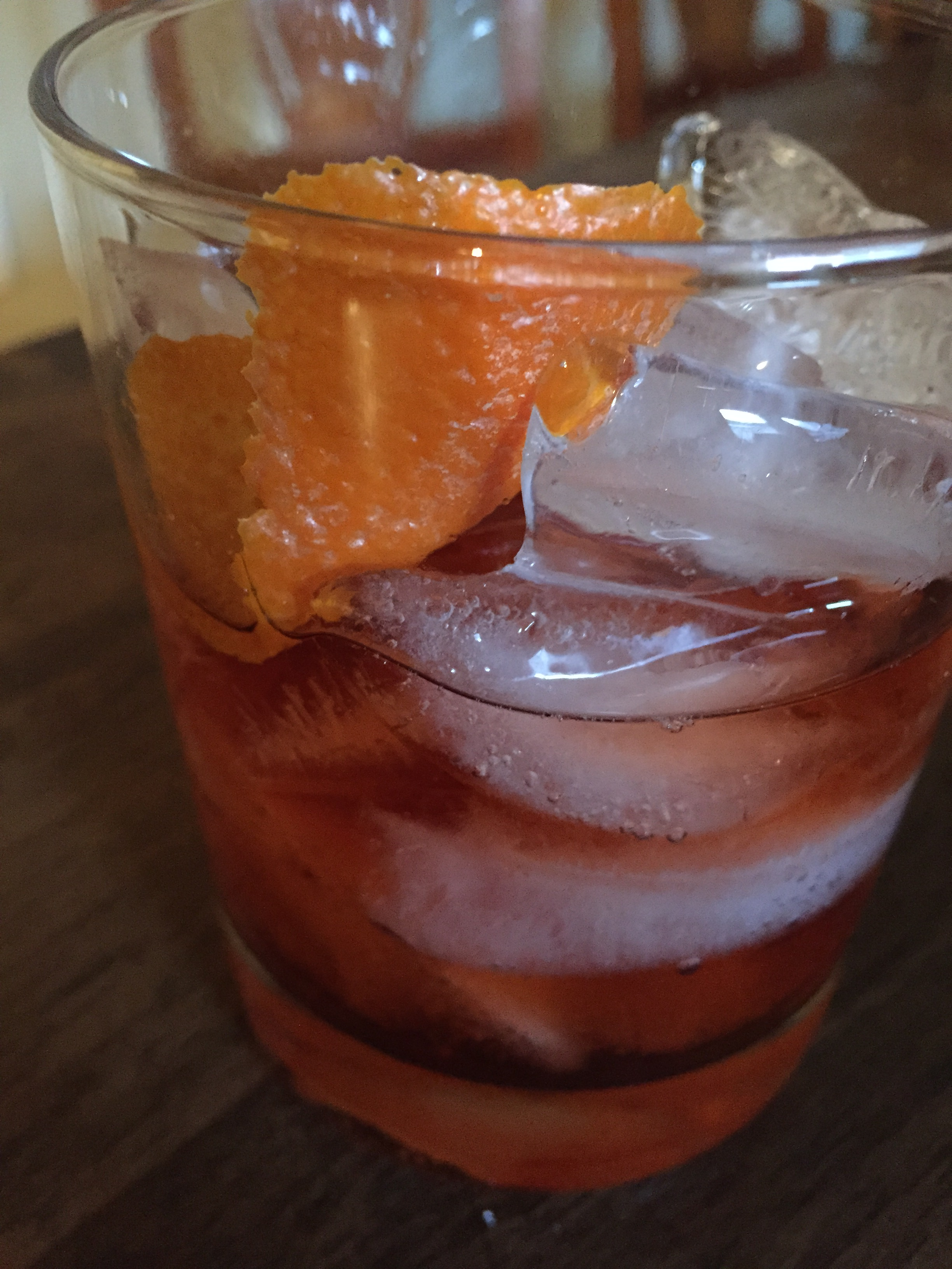 Friday Happy Hour – Negroni, from Italy with Love